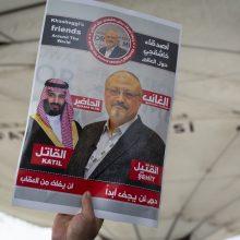 CŽV nustatė, kad Saudo Arabijos princas suorganizavo J. Khashoggi nužudymą