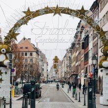 Strasbūre po kruvinos atakos vėl atidaroma kalėdinė mugė