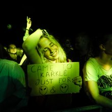 Karklės festivalis: be narkotikų – nė žingsnio?