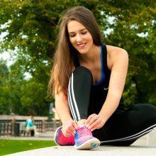 Penki patarimai pradedantiems sportuoti