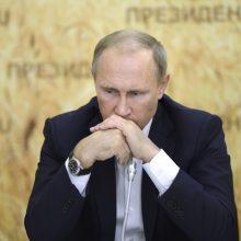 Rusijos ekonomika – duobėje: plėtrą palygino su pokario stagnacija
