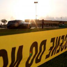 Teksase per mokyklos autobuso avariją žuvo vienas ir buvo sužeisti dar trys vaikai