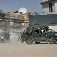 Kabule per mirtininko išpuolį žuvo 12 žmonių, 31 sužeistas <span style=color:red;>(atnaujinta)</span>