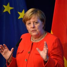 A. Merkel 2021-aisiais atsistatydins iš Vokietijos kanclerės posto