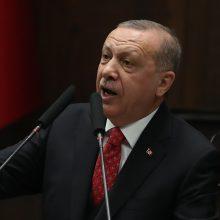 R. T. Erdoganas kaltina ES kišimusi į Venesuelos reikalus