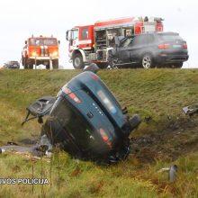 """Tragiškai pasibaigęs BMW ir """"Seat Ibiza"""" susidūrimas Panevėžyje: ieškomi liudininkai"""