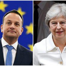 """Aiškėja daugiau """"Brexit"""" detalių: susitarimą pasieks po kelių mėnesių"""
