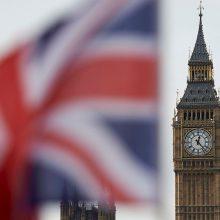 JK Bendruomenių Rūmų lyderė: Londonas pasiruošęs išstoti iš ES be susitarimo