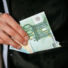 Kitąmet biudžetą viliasi papildyti 200 mln. eurų iš šešėlio