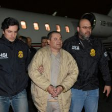 """Narkotikų barono """"El Chapo"""" laukia didžiausias JAV teismo procesas"""