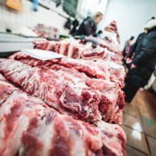 Lenkijos prezidento patarėjas tikisi, kad su Lietuva išsispręs ginčas dėl kiaulienos