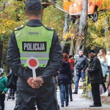 Dar vienas išpuolis Klaipėdos parke: vėl užpulta moteris