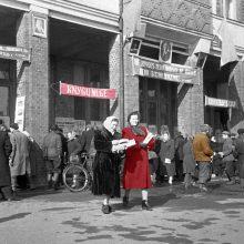 Klaipėdoje kriminalai liejosi ir sovietmečiu