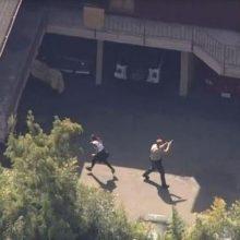 Kalifornijoje 80 metų vyras nušovė moterį, dar vieną žmogų sužeidė