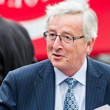 J. C. Junckeris įspėja dėl nacionalizmo ir populizmo