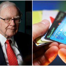 Milijardieriaus patarimai jauniems žmonėms: pataria vengti kreditinių kortelių