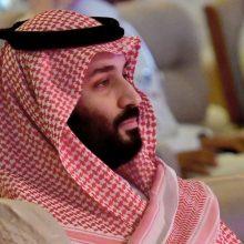 """Saudo Arabija apgailestauja ES ketinimų ją įtraukti į pinigų plovimo """"juodąjį"""" sąrašą"""