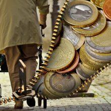 Lietuvos gyventojams – šansas į pensiją išeiti su 200 tūkst. eurų santaupomis?