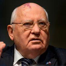 Sausio 13-osios bylos gynėjai: M. Gorbačiovas turi būti teisiamas