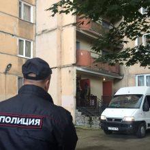 Rusijos kalėjime sumuštas J. Makarovas išėjęs į laisvę nerimauja dėl savo saugumo