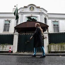 Žurnalisto dingimas: Turkija patikrins Saudo Arabijos konsulatą Stambule
