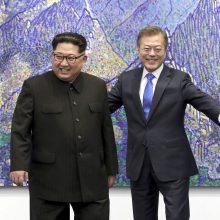 Korėjos informuos TOK apie siekį drauge rengti 2032 metų olimpiadą