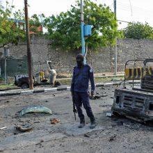Somalio sostinėje pagrobta vokietė slaugytoja