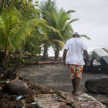 """Pernai Puerto Rike siautėjęs uraganas """"Maria"""" nusinešė per 4 600 gyvybių"""