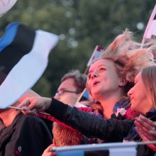 Estijos nepriklausomybės šimtmečio proga – apie ten esančių lietuvių patriotizmą