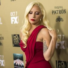 Lady Gaga prisipažino: man patinka žiūrėti į save sekso scenose