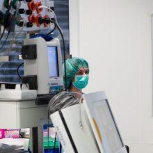 Nepritaria siūlymui pacientams kompensacijas mokėti iš specialaus fondo