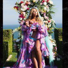 Beyonce pirmąkart parodė savo dvynukus