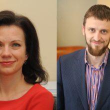 Atsistatydina sveikatos apsaugos viceministrė ir A. Verygos patarėjas