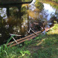 Botanikos sodą nusiaubė vandalai <span style=color:red;>(ieškomi liudininkai)</span>