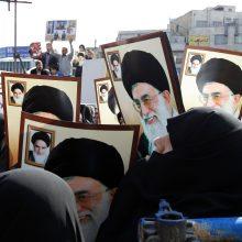 Irano reformų šalininkų lyderis nutraukė bado streiką