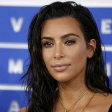 K. Kardashian atskleidė trečiojo vaiko vardą