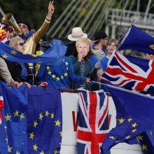 """""""Brexit"""" poveikis: imigrantai sprunka iš D. Britanijos?"""