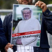 """Kanada smerkia """"nenuoseklų"""" Saudo Arabijos pranešimą apie žurnalisto mirtį"""