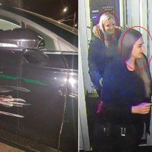 Apgadino automobilį ir pasišalino iš įvykio vietos <span style=color:red;>(ieškomos liudininkės)</span>