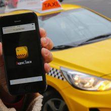 """Kokias teisinio reglamentavimo spragas atvėrė """"Yandex. Taxi""""?"""