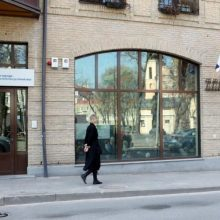 Už buvusią konservatorių būstinę aukcione pasiūlyta 0,5 mln. eurų