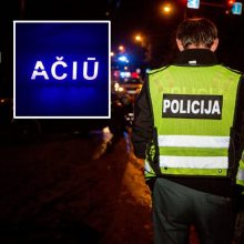 Policija įspėja: už tokius veiksmus galite netekti ir techninės apžiūros