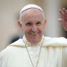 Per popiežiaus vizitą Kaune – išskirtinė lengvata savanoriams