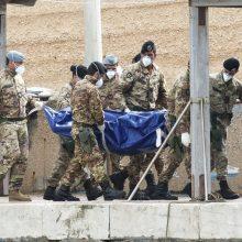 Afganistane per sraigtasparnio katastrofą žuvo mažiausiai 25 žmonės