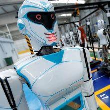 Ar įmanoma sukurti robotą, kuris gebėtų jausti?