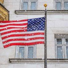 JAV generalinis konsulatas Sankt Peterburge išsikrausto