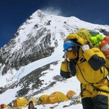 Ar žinote, kuris mūsų planetos kalnas yra pats aukščiausias?