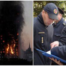 Po tragedijos Londone – specialistų sujudimas: nusitaikyta ir į vieną Kauno pastatą