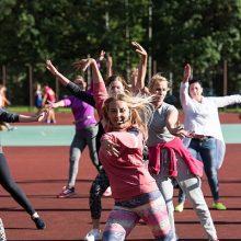 E. Straleckaitė: mokėti vesti šokio partnerę – be galo vyriška