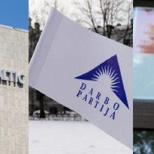 """Teisėsauga baigė """"MG Baltic"""" ir partijų korupcijos tyrimą"""